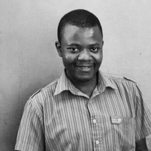 Petros Mwenga grey