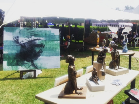 Art at the Festival